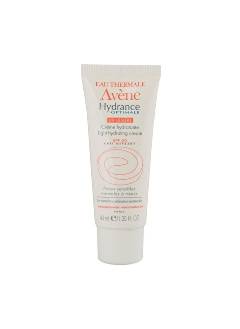 Avène Hydrance Optimale Uv20 Légére Renksiz
